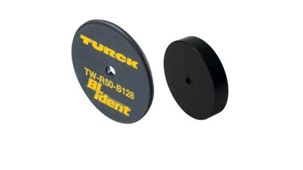 Identification of Mobile Containers with Handheld Devices - TURCK